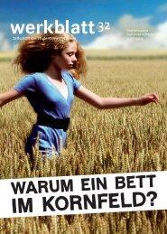 WARUM EIN BETT - Studentenwerk Berlin