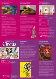 Circus - Buchheim Museum der Phantasie