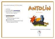 Antolin - Stadt Storkow (Mark)