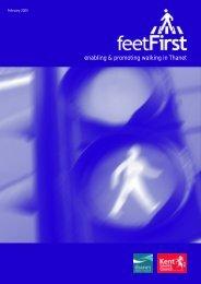 feet first brochure - Thanet District Council