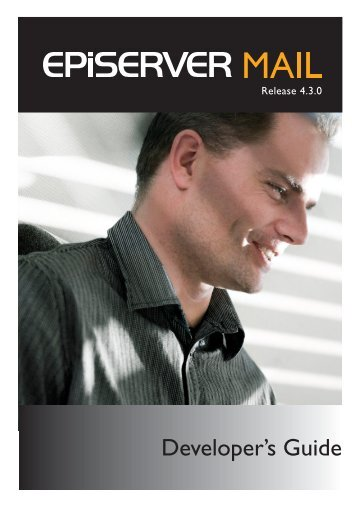 Developer's Guide - EPiServer World