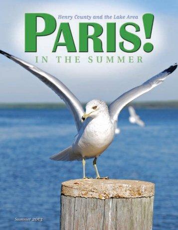 Summer 2013 - MyParisMagazine.com