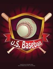 Baseball - American Philatelic Society