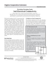 Soil Electrical Conductivity - Virginia Cooperative Extension ...