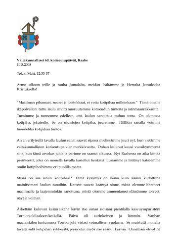 10.8.2008 Valtakunnalliset 60. kotiseutupäivät, Raahe.pdf