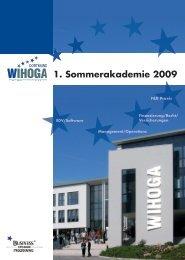 Management/Operations - WIHOGA Dortmund