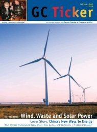 Wind, Waste and Solar Power - AHKs