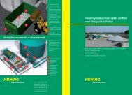 Invoersystemen van vaste stoffen voor biogasinstallaties - Huning ...