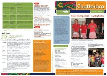 Chatterbox No. 6 - Environment Canterbury