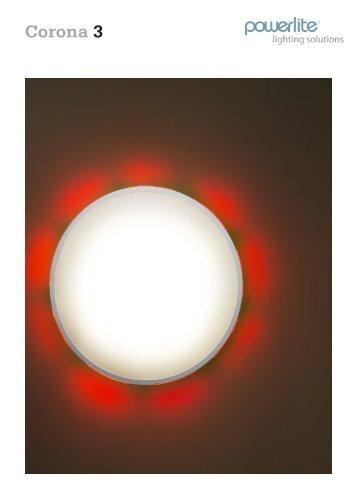 Corona 3 - Powerlite Lighting