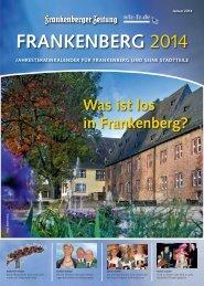 Frankenberg - WLZ/FZ-online.de