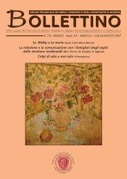 Luglio - Agosto 2007 (pdf - 515 KB) - Ordine Provinciale dei Medici ...