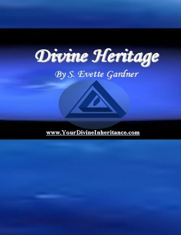 Sample - Your Divine Inheritance