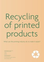 What can the printing industry do to make it easier? - INGEDE