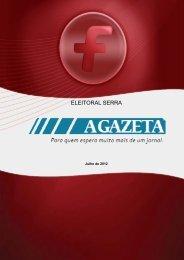 Pesquisa Eleições SERRA - FuturaNet