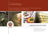 10 Jahre - Meisterstrasse Austria