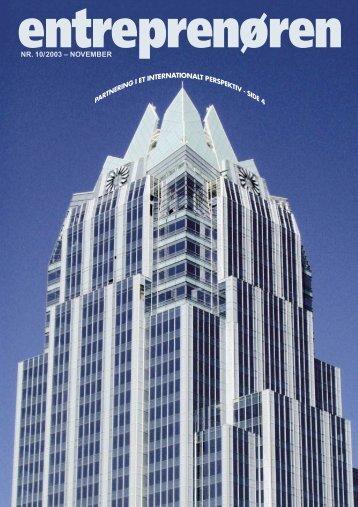 USA - Byggeriets Evaluerings Center