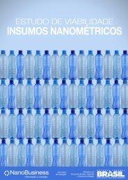 Estudo de Viabilidade Insumos Nanométricos - Ministério do ...