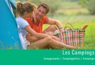 Les Campings - Visit southern France tourism