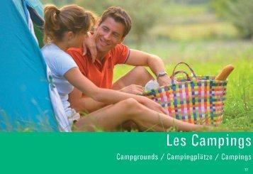 Les Campings - Visit southern France tourism