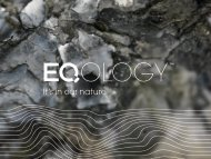 you - Eqology