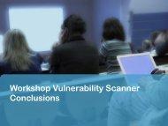 Title presentation Subtitle presentation - Belnet - Events