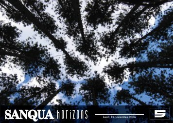 Sanqua HORIZONS 5 - Sanqualis