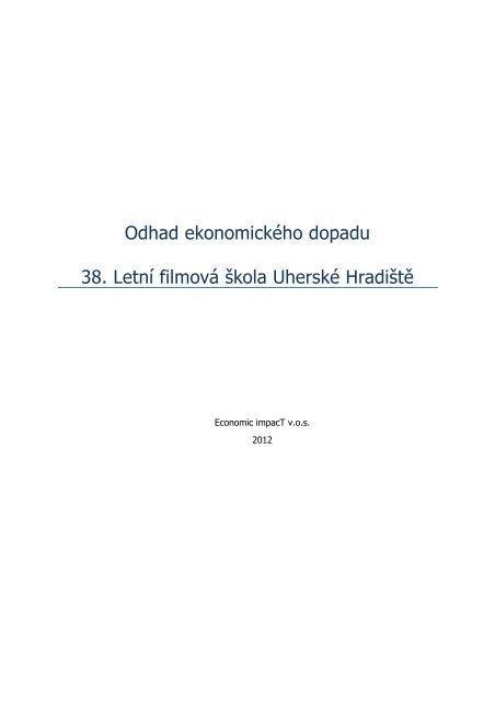 zde - Asociace českých filmových klubů