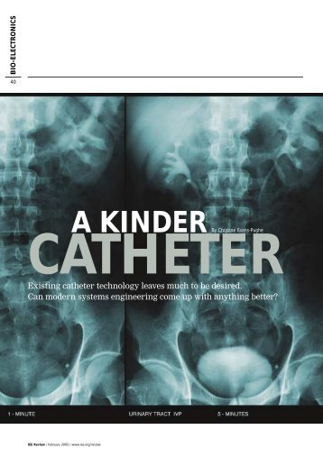 a kinder catheter - IEEE Xplore