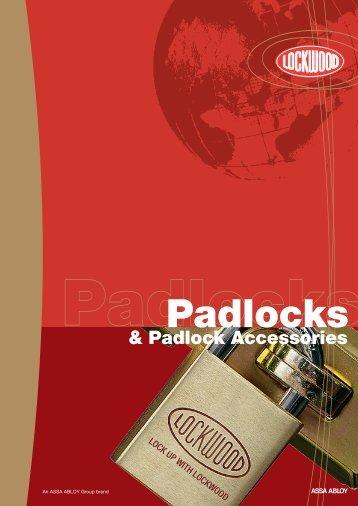 Padlocks Padlocks & Padlock Accessories - RMS