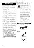 NS-B210 NS-C210 Speaker Enceinte - Page 2