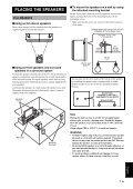 NS-B210 NS-C210 Speaker Enceinte - Page 3