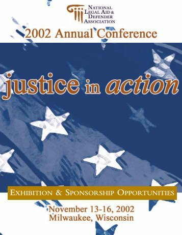 2002 Annual Conference Exhibition Prospectus - National Legal Aid ...