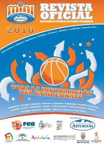 Dossier digital del Campeonato - Federación Española de Baloncesto
