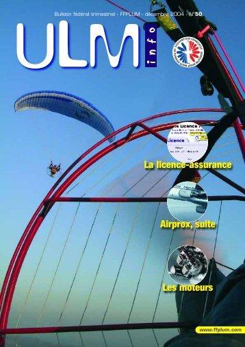 ULM Info 50 - Free