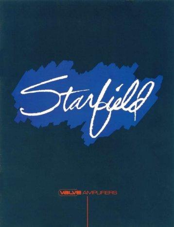 1991 Starfield Valve..