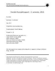 Samlet opgave.pdf - Roskilde Universitet
