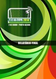 Veja o Relatório Final do Evento clique aqui para ... - Network Eventos