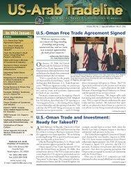 U.S.-Arab Tradeline: Oman - National US-Arab Chamber of Commerce