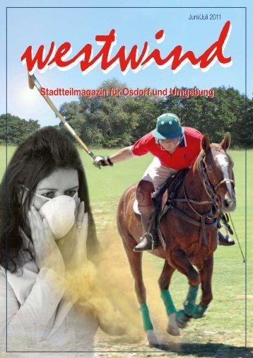 Testausgabe Ende 2010 - Westwind