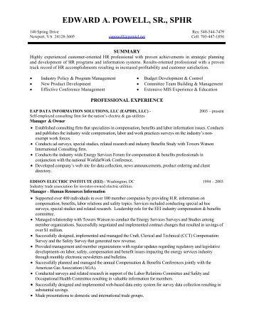 Resume - Nrccstudents.org