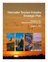 Strategic Plan - Industry - Visit Nebraska