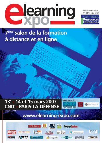 plaquette e-learning 2007 - Groupe Solutions