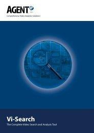 Vi-Search Product Brochure - Agent Vi