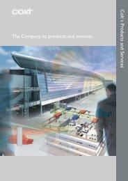 Corporate Brochure - ETM SA