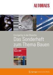 Bauen 2009 - Springer Fachmedien München