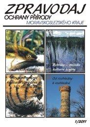 1/2011 - Jednotný informační a komunikační systém ochrany přírody