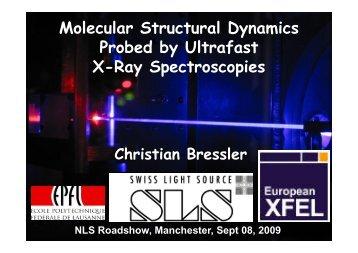 Christian Bressler - New Light Source Project