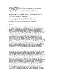 Journal of Endontics - Endocal Paper - Schecter Dental