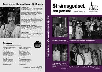 Nr 2. Mars 2007 - Den norske kirke i Drammen